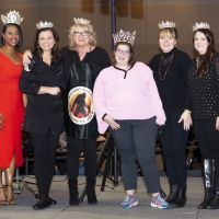 The official 2019 Culinary Queens Court! (L to R) Kos Lugakingira, Sarah Strimmenos, Christiane Grotness, Tracy Jones, Marty Sturges, & Tonya Hughes
