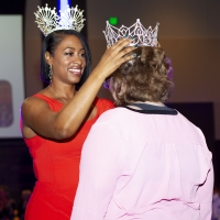 2018 High Queen, Kos Lugakingira, crowning 2019 High Queen - Tracy Jones